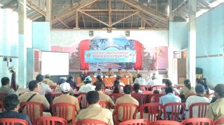 Forum Kampung KB di Desa Titab