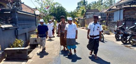 Penilaian Lomba Ketahanan Pangan Kabupaten Buleleng