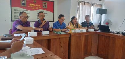 Termasuk Desa Titab, Sebanyak 986 Peserta JKN-KIS PBI Pusat Di Kecamatan Busungbiu Dinonaktifkan